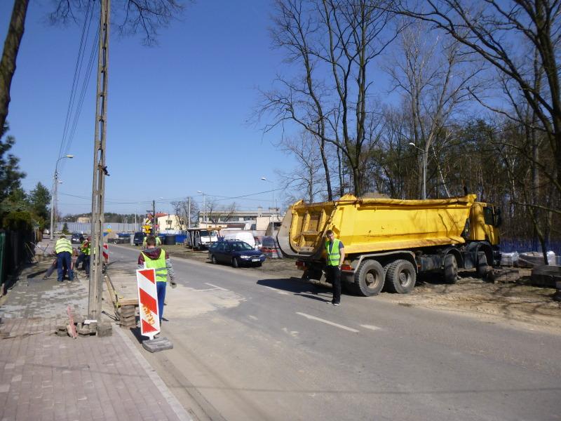 Ruszyła modernizacja Sobieskiego i Krakowskiej
