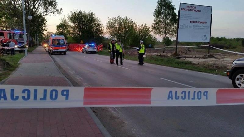 Tragicznie na drogach. Zginęły dwie osoby