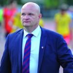 Zarząd KS Legionovia KZB Legionowo przyjął rezygnację trenera Macieja Bartoszka.
