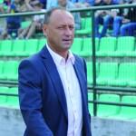 Na ławce trenerskiej naszej drużyny zadebiutował Ryszard Wieczorek.