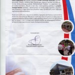 List prezydenta do mieszkańców, str. 2.