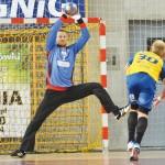 Każdy z piłkarzy, także bramkarz Mikołaj Krekora, miał swój udział w zwycięstwie.