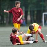 Podstawę sportowej piramidy tworzą najmłodsi.