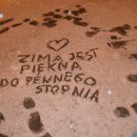 ''Zimowa refleksja''-Kamila Przyczynek, 15 lat,Legionowo