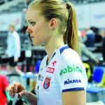 Natalia Gajewska została MVP wrocławskiego spotkania z Impelem.