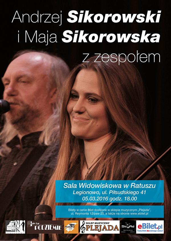 Plakat Sikorowscy