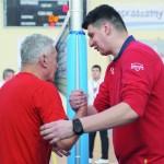 Trenerzy Wojciech Lalek i Dawid Michor mają czego sobie gratulować.
