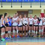 Brązowe medalistki mistrzostw Mazowsza, kadetki LTS Legionovia sprawiły sporą niespodziankę podczas juniorskich Mistrzostw Mazowsza.