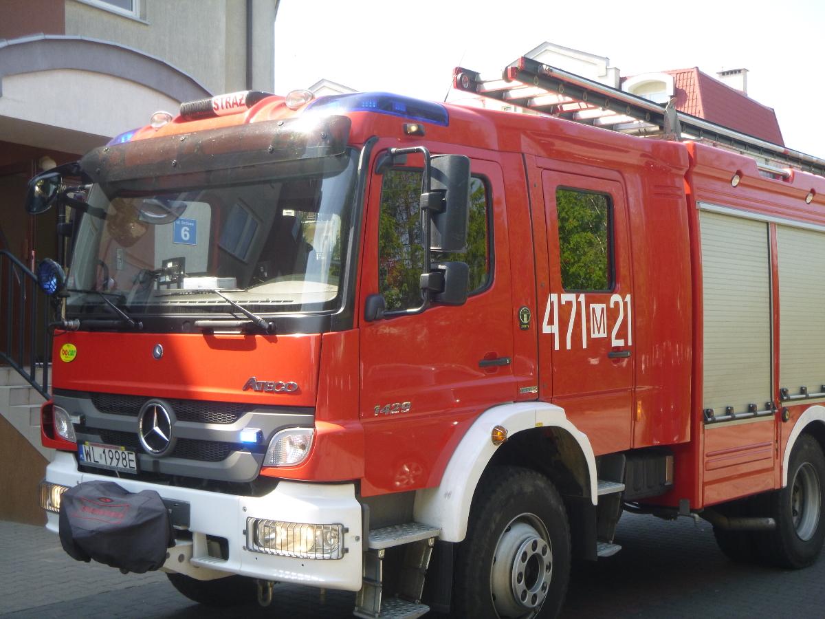 wóz strażacki1