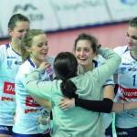 Pierwsza z gratulacjami dla Igi pośpieszyła jej mama - Marzena Chojnacka.