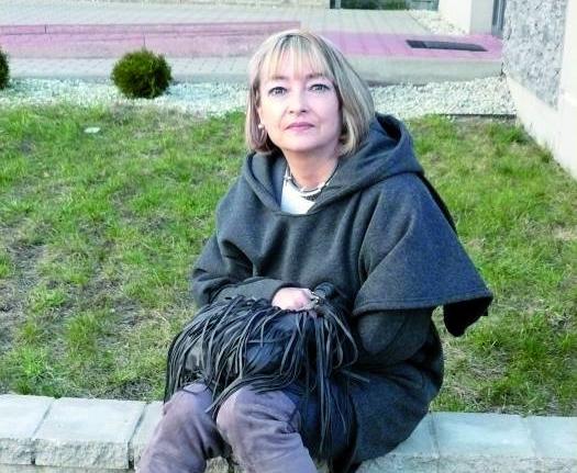 Katarzyna Gawlik w Jabłonnie mieszka od 11 lat. Fot. o.ga