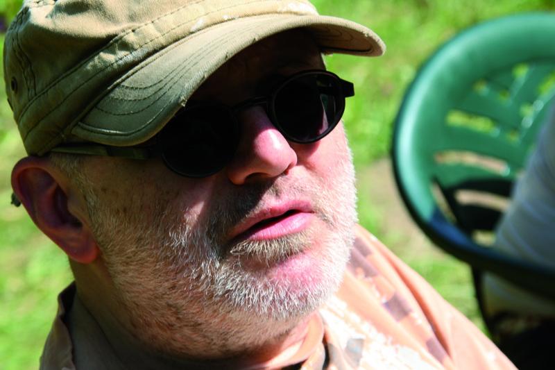 Felietonista Paweł Szyling