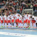 PLOCK, 07.05.2017 MECZ KWALIFIKACYJNY DO FINALOW ME 2018 PILKA RECZNA MEZCZYZN: POLSKA - BIALORUS --- QUALIFICATIONS TO 2018 EUROPEAN MEN'S HANDBALL CHAMPIONSHIP MATCH: POLAND - BELARUS NZ POLSKA REPREZENTACJA POLSKI FOT. DOMINIK BUZE/FOTOPYK