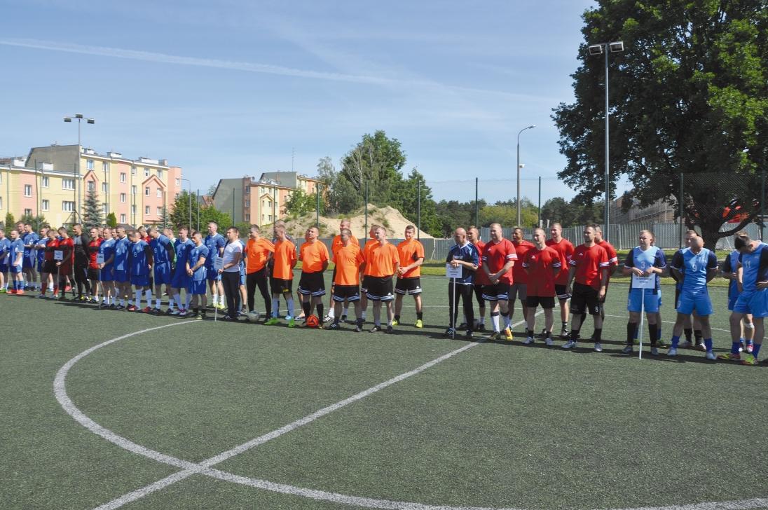 Legionowo Ix Legionowski Turniej Piłki Nożnej Służb Mundurowych