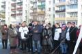 LEGIONOWO. Protest na Osiedlu Jagiellońska.  Gdzie jeszcze będą dogęszczać?